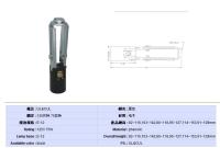 E12 phenolic holder