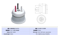 Power and sensor outlet for North America