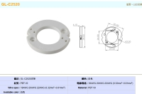 Cens.com LED COB holder GOLO CHANG CO., LTD.