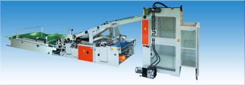YL 自 动 式 裱 纸 机