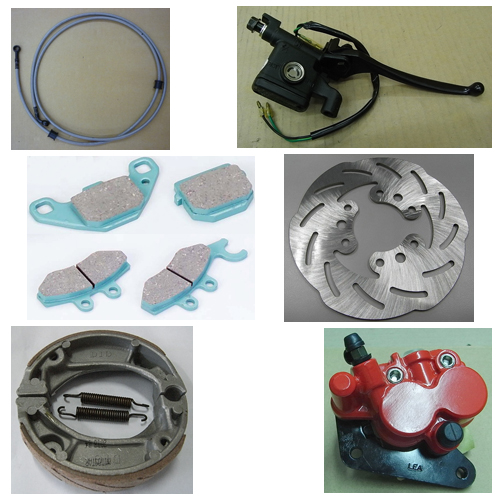 機動車剎車系統及零件