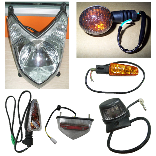 Scooter / Motorcycle Lights