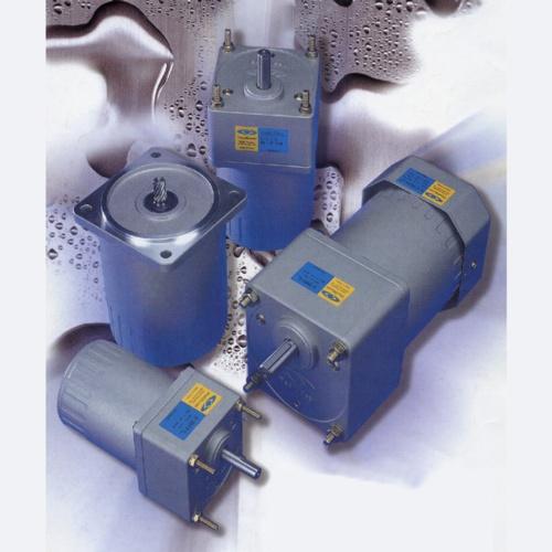 Compact AC/DC Gear Motor