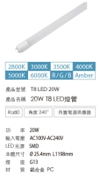 Cens.com LED TUBE T8 PLUSTHER ENTERPRISE CO., LTD.