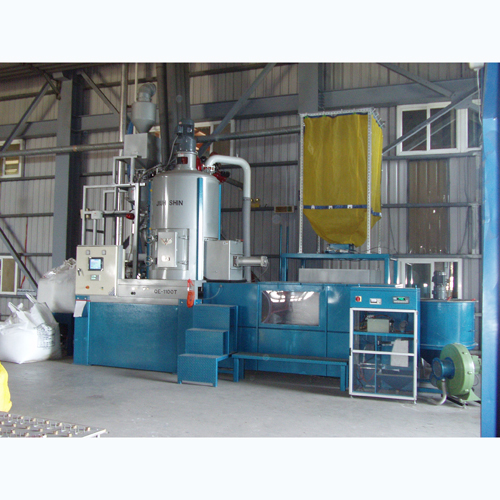 Quantitative Pre-Expander (Batch Type) for First Stage and Second Stage Pre-expansion