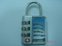 Cens.com TSA padlock JIN TAY INDUSTRIES CO., LTD.