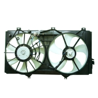 Radiator Fan Assy