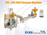 EPE/EPS(PSP) Recycle Machine