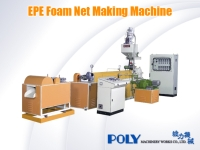 Cens.com EPE Foam Net Making Machine POLY MACHINERY WORKS CO., LTD.