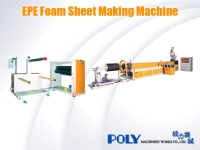 EPS Foam Sheet Making Machine