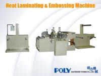 Heat Laminating & Embossing Machine