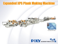 Expanded XPS Plank Making Machine
