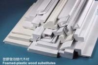 Foamed-plastic Wood Substitutes