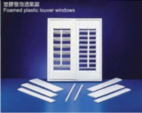 Cens.com Foamed Plastic Louver Windows SANG FROICL ENTERPRISE CO., LTD.