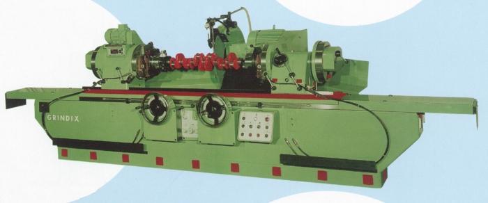 Hydraulic Crankshaft Grinder