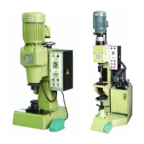 Pneumatic/Hydraulic Riveting Machine