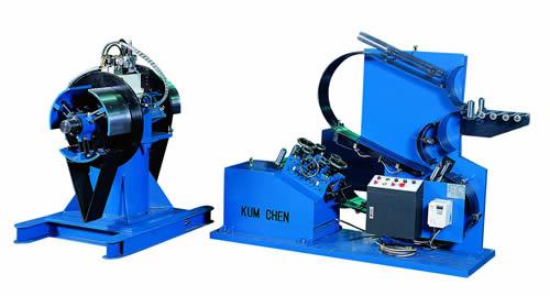 S type High Speed Uncoiler & Leveler