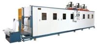 Automatic Vacuum & Pressure Forming Machine