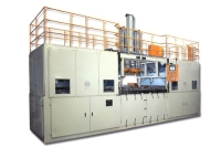Vacuum Forming Machine with Double-Heating Station