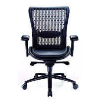 Pelio / Vinyl Mesh chair