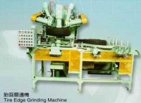 Tire Edge Grinding Machine