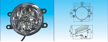 LED雾灯 Toyota 系列
