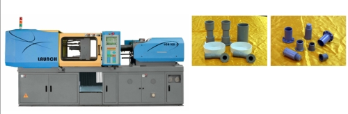 Hard PVC Injection Molding Machine