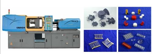 Standard Injection Molding Machine