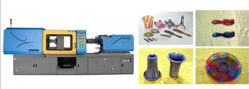 Color Mix Injection Molding Machine