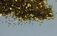 Glitter pigment powder