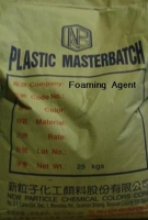 Foaming Agent and Foaming masterbatch