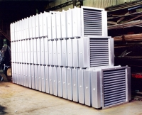 Glove-type heat exchanger