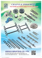 Cens.com Chains & Sprockets ADESCO INDUSTRIAL CO., LTD.