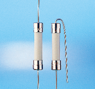 ELECTRONIC FUSE ø5.2x20mm & 6.35x32mm SLOW-BLOW TYPE