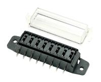 QUICK TERMINAL TYPE MINI FUSE BLOCK-8 Way Mini Fuse Block
