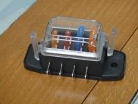 Blade Fuse Block suitable auto Fuse for ATY-N, ATO, ATC,  MINI , MIN-N , Micro 2 , MIC Fuses