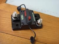 High Amp Circuit Breaker for Boat, Marine, Trucks, Trolley, Forklikts