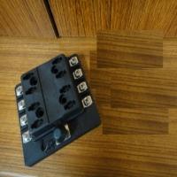 Screws Terminal Type Mini Blade Fuse Panel