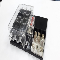 CENS.com ATY-N Panel Fuse Block with Grounding Pad