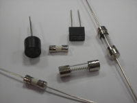 Electronic fuse - Axial & Cartridge & TE, TR types
