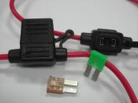 ATZ fuse (miro2 fuse) &  inline fuse holder