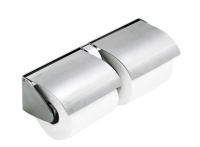A269-4SB S/S TWO ROLL TISSUE PAPER HOLDER