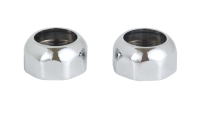 A282-1 SHOWER CURTAIN ROD FLANGE ONLY