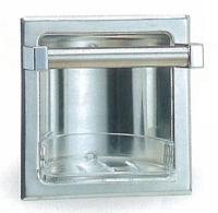 A233 S/S SOAP DISH
