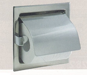 A260 S/S SURFACE MOUNTED SINGLE TISSUE PAPER DISPENSER