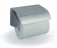 A266-4SB SINGLE ROLL TISSUE PAPER HOLDER