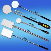Telescopic Inspection Mirror