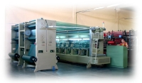 Double Needle Bar Raschel Machine