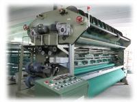High Speed Raschel Knitting Machine