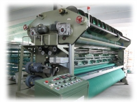 High Speed Raschel Knitting Machine